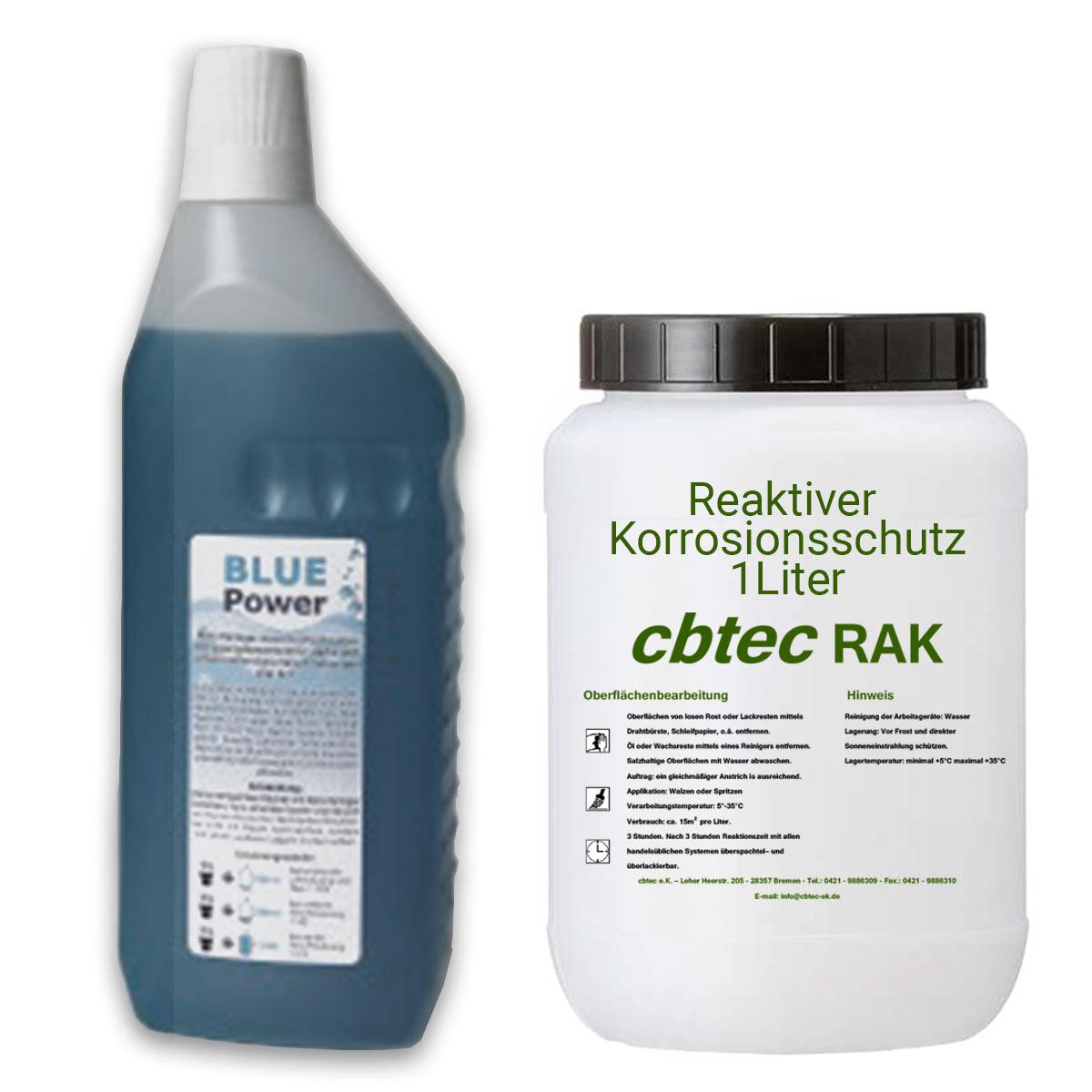 Technische Chemie für KFZ-Betriene